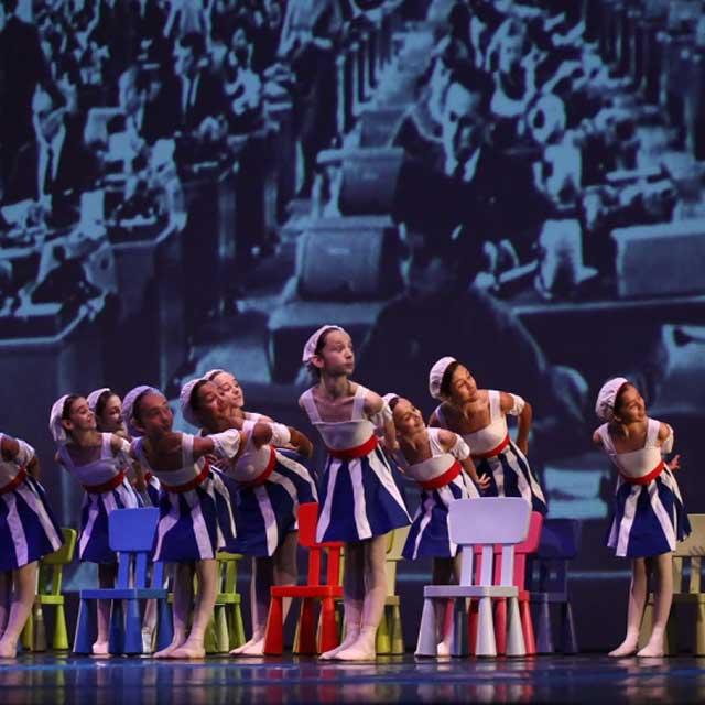 Artis moderna-under Danza under 14