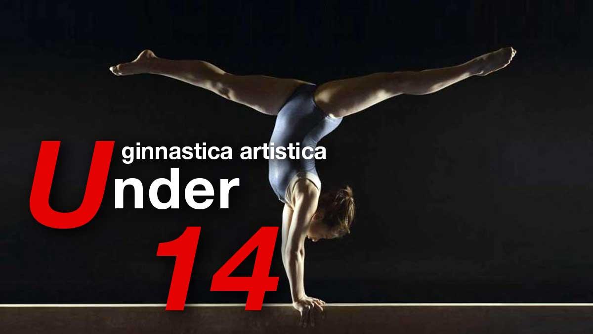 Artis ginnasticaunderover Ginnastica Artistica