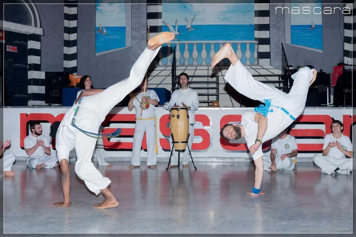 Artis capoeira Arti Marziali