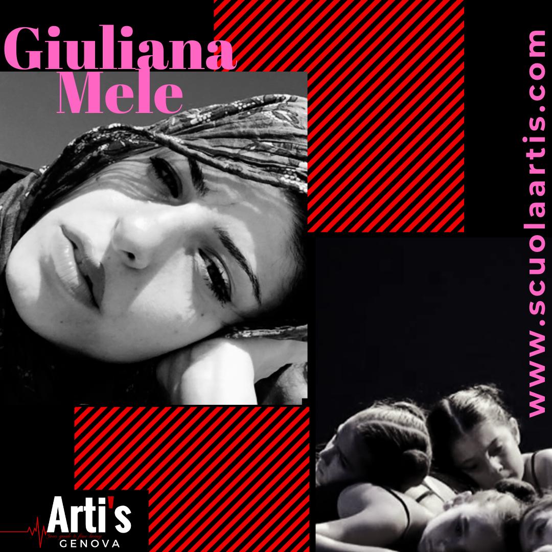 Artis Mele-Giuliana Workshop con Giuliana Mele