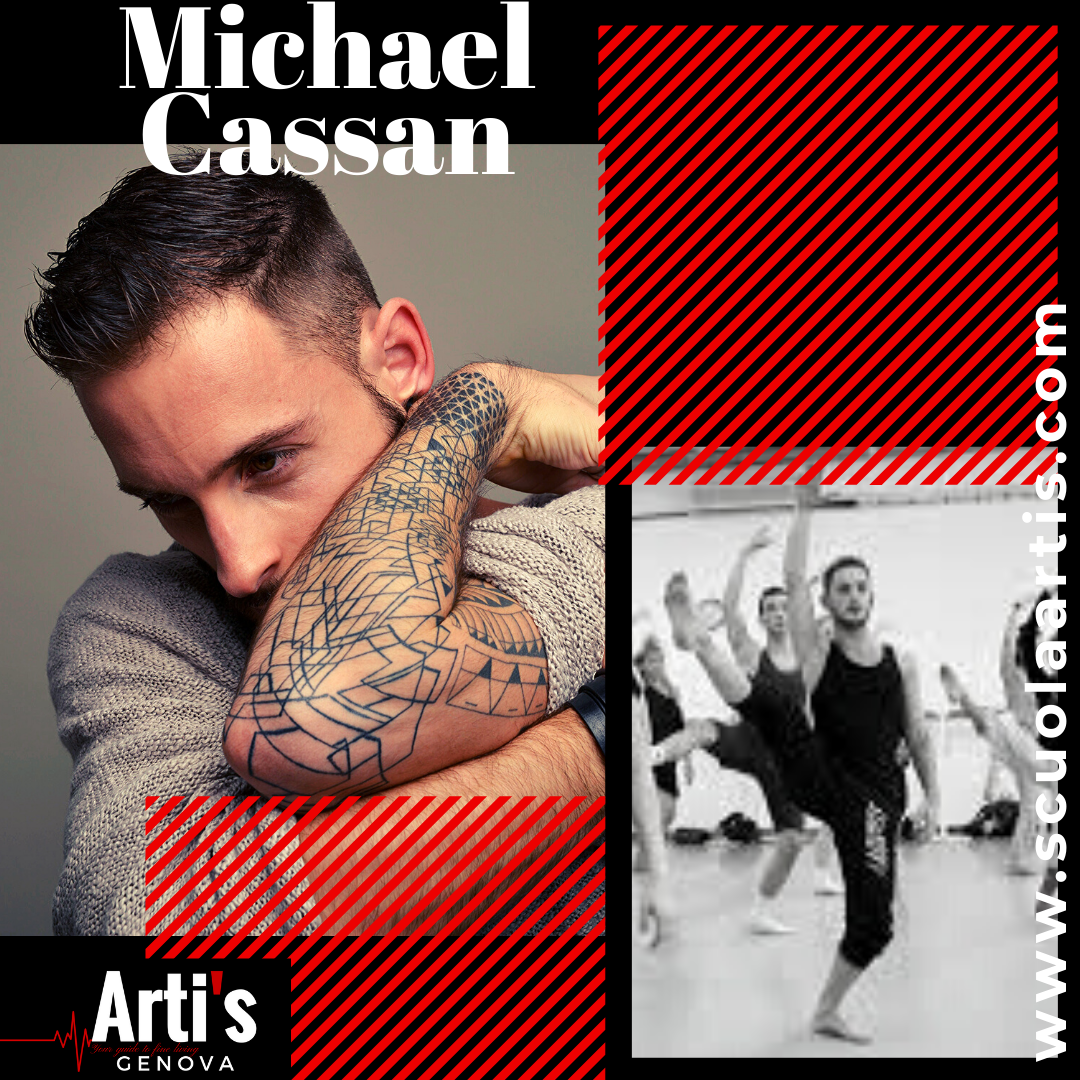 Artis michael-cassan Workshop con Michale Cassan