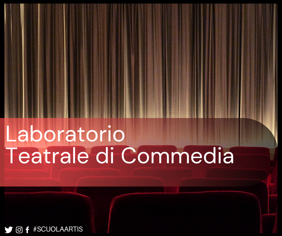 Artis commedia- Orai, News, Eventi, Stage