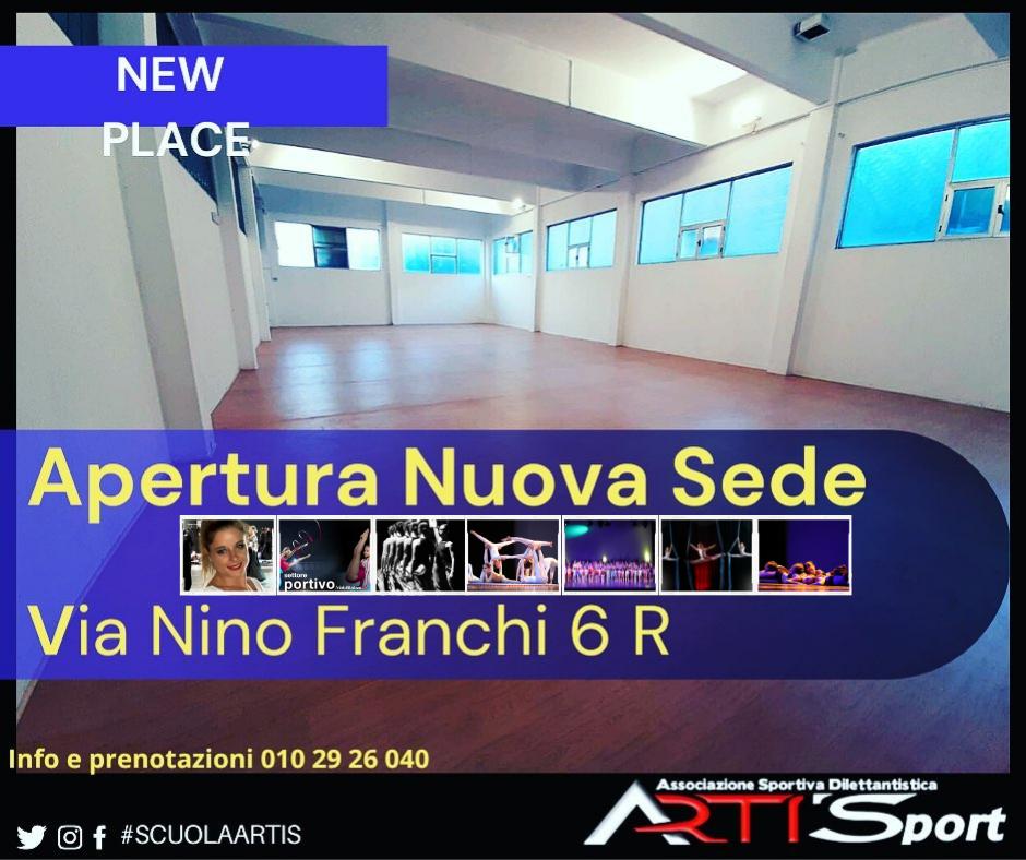 Artis new-place Orai, News, Eventi, Stage